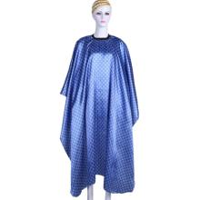 Haircutting Wrap Salon Barber Waterproof Cloth Gown Hairdressing Hair Coloring Apron Professional Hair Styling Cape Cloak