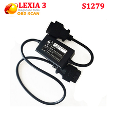 Top Quality S1279 Diagnostic Interface For Lexia3 PP2000 S.1279 PP2000 S1279 Cable For Lexia 3 C-itroen Pe-u with free shipping(China)