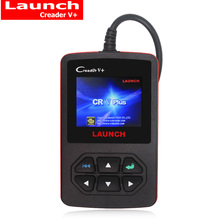 Original launch creader v+ code readers scan tools automotive scanner creader vi auto diagnostic scanner creader 6s obd2 scanner