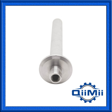 "20mm-32mm OD Sintered Stainless Steel Carbonation Stone, 2 Micron Pore Size. 1.5"" Tri-Clamp Fitting With 1/4"" NPT CO2 Inlet(China)"