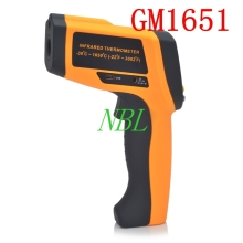 Buy 50:1 GM1651 LCD Infrared Thermometer Non-Contact Digital Laser Temperature Meter Gun Tester Range -30~1650 Degree for $93.00 in AliExpress store