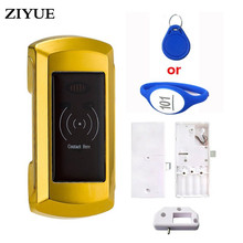 RFID Smart Electronic Digital Reader Lock for Spa Swimming Pool Gym Electronic Cabinet Lockers Lock 108(China)