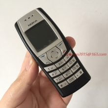 Refurbished Cheap Phone Old Phone Original Nokia 6610 Mobile Phone Chinese keyboard(China)