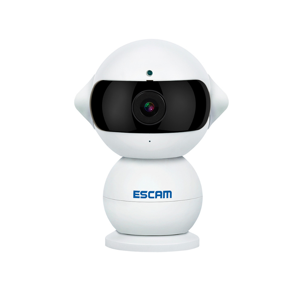ESCAM Wifi Mini IP Camera 1.3MP HD 960P Onvif P2P indoor Surveillance Night Vision Security CCTV Camera CCTV indoor Home IR<br>