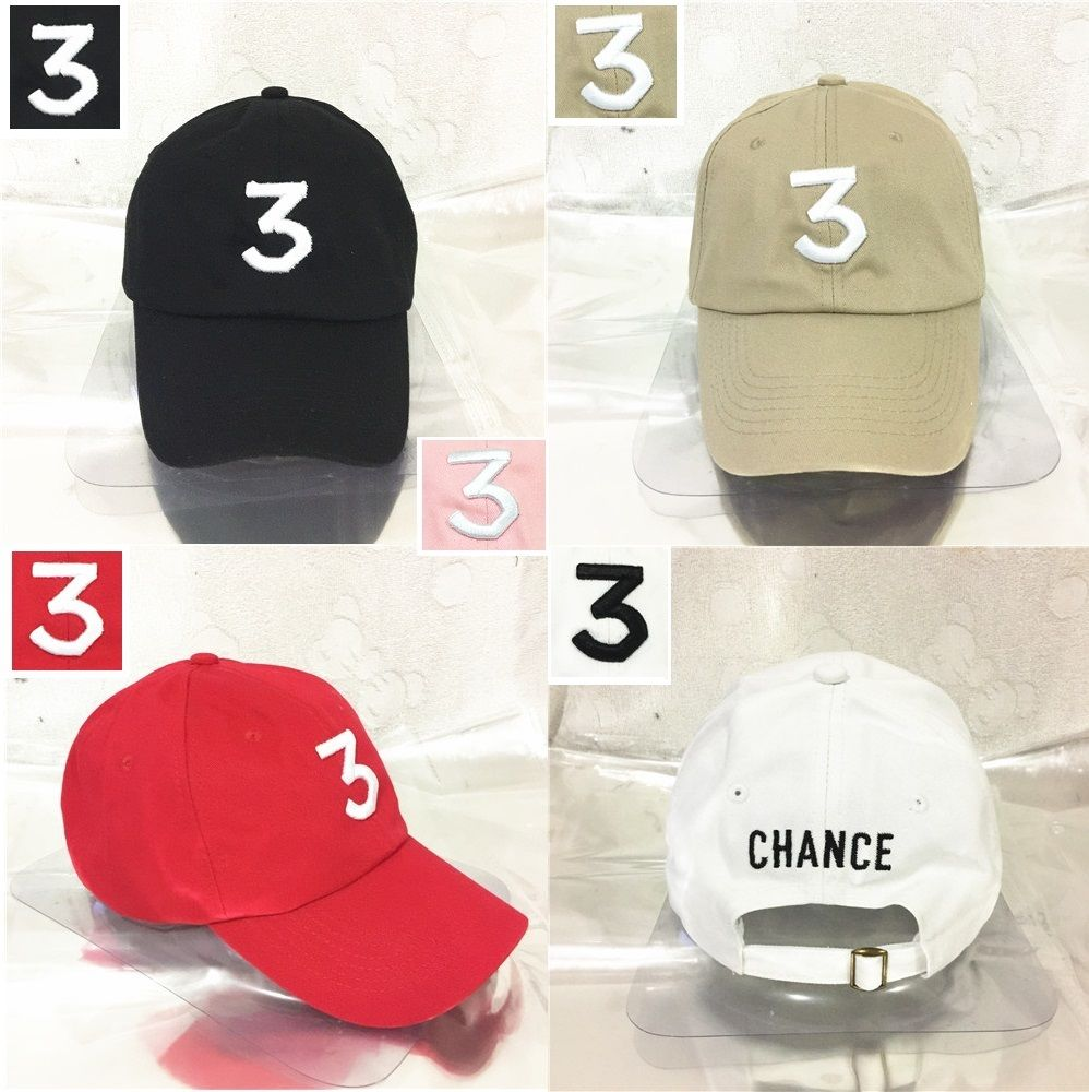 Black CHANCE 3 The Rapper Hat BITCHI I KNOW YOU KNOW Dad Hat I Feel Like Pablo Los Angeles Kanye west Baseball Cap Lebrons Bone<br><br>Aliexpress