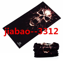 New Fashion Bandanas       Variety Turban Magic Headband Veil Multi skull Head Scarf