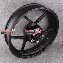 Matte Front Alloy Wheel Rim For Kawasaki 2004 2005 NINJA ZX10R & 2006-2012 ER-6N, Motorcycle Accessories