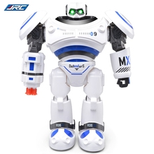JJRC R1 Programmable Combat Defender Intelligent RC Remote Control Robot for Kids Children Birthday Holiday Gift Toy Model(China)