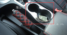 Fashion!Water Cup Glass Decoration trim cover for Qashqai 2008 2009 2010 2011 2012 2013