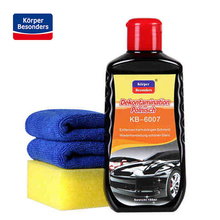 Car care wax Auto paint dirt Remove and Polish wax Car Polish Bock(China)