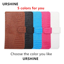 URSHINE Phone Case for SANTIN Promotion Firefly Mobile AURII Passion Flip Case Leather Wallet Cell Phone Cover