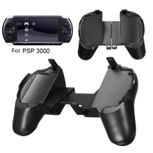 Durable Black Flexible Controller Joypad Gamepad Handle Game Console Grip Holder Handle Stand For SONY For PSP 3000
