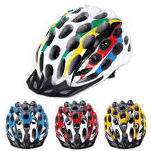 Ultralight Adjustable Cycling Helmet EPS+PC Mountain Road Mtb Cycling Bike Helmet For Bicycle Outdoor Sports Casco Ciclismo