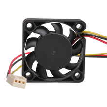 3 Pin 40mm Computer CPU Cooler Cooling Fan Fans PC 4cm 40x40x10mm DC 12V(China)