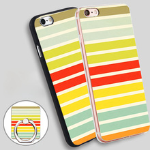 Tube Socks Soft TPU Silicone Phone Case Cover for iPhone 5 SE 5S 6 6S 7 Plus