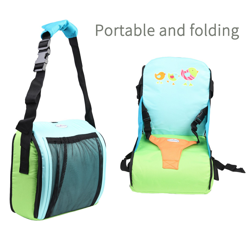 Children increased chair pad soft baby toddler dining cushion adjustable removable chair booster cushion pram chair pad <br>