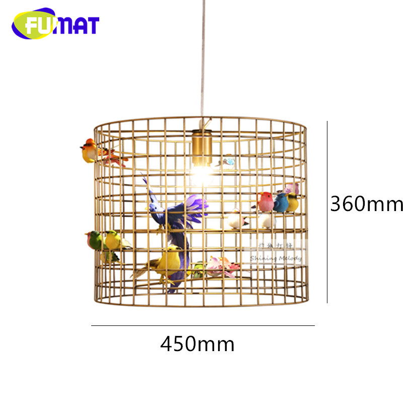Birdcage Pendant Light 5