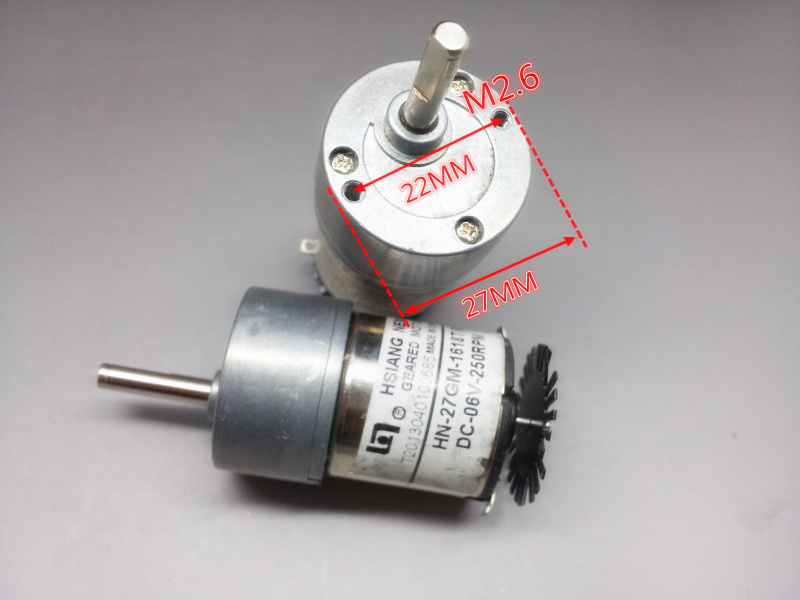 1pcs new original motor for IRobot Braava 380 380t 381 320 mint 5200c 5200 4200 4215 original wheel motors Vacuum Cleaner Parts<br>