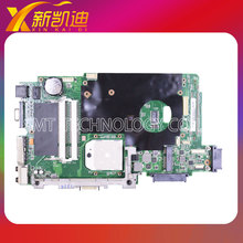 For Asus K51AC K51AE K70AE K70AC X7AC X7AE laptop motherboard K51AB REV 2.1  or 2.3 PC main board 100% working