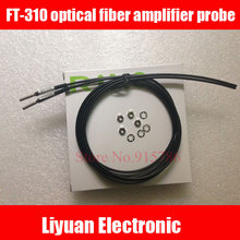 3pcs FT-310 optical fiber amplifier probe M3 fiberoptic sensor photoelectric sensor 3MM fib Re sensor