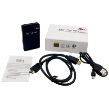Professional PTV S6 Pro 2.4G/5.8G Dual Band Wireless Phone Screen Sharing Dongle Airplay Phone To TV Device For Iphone