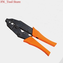 FASEN HS-457 wire stripper ratchet crimping PLIER crimping plier RG6,RG58 multi tool EUROP STYLE