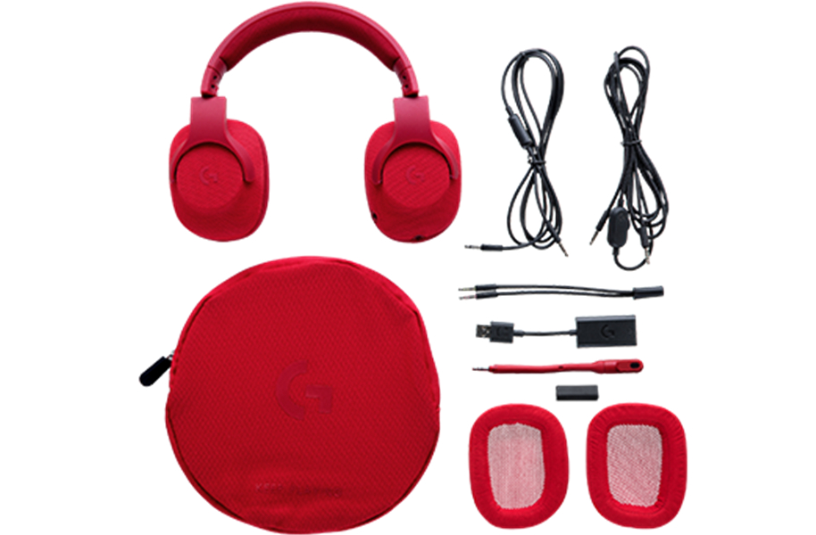 Red Gaming Headsets