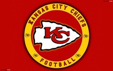 KC Kansas City Chiefs Large Outdoor Flag  Flag $ number 'x 5' Fan Brass Metal Flag Holes