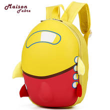 Best Deal Bag Fashion Baby Girls Boys Kids Cute Airplane Cartoon Eggshell Backpack Toddler School Bag Best Gifts Aug28 Drop Ship