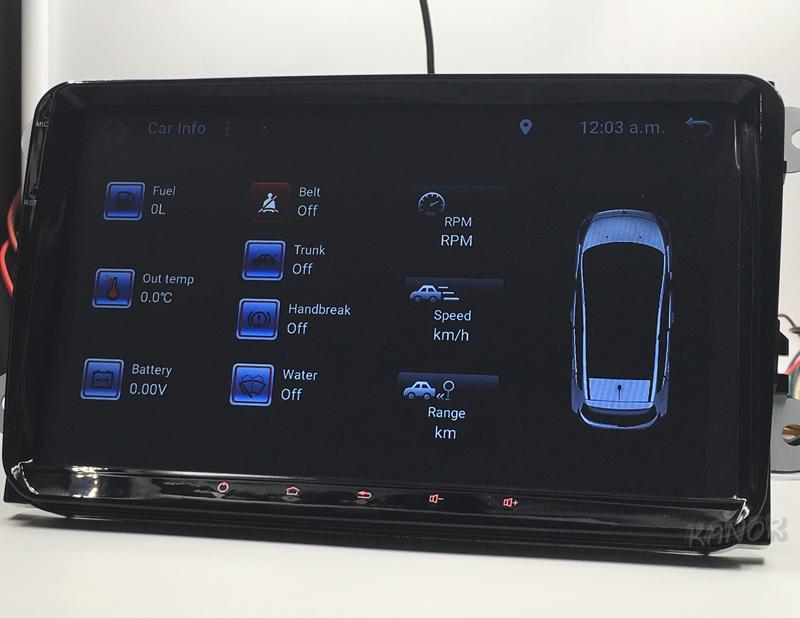 vw car radio 11