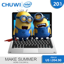 Chuwi Hibook Pro 2560*1600 10.1 inch Tablet PC Intel Z8350 Atom X5 Cherry Trail Dual OS 64bit Windows10 Type-C 3.0 4G+64G