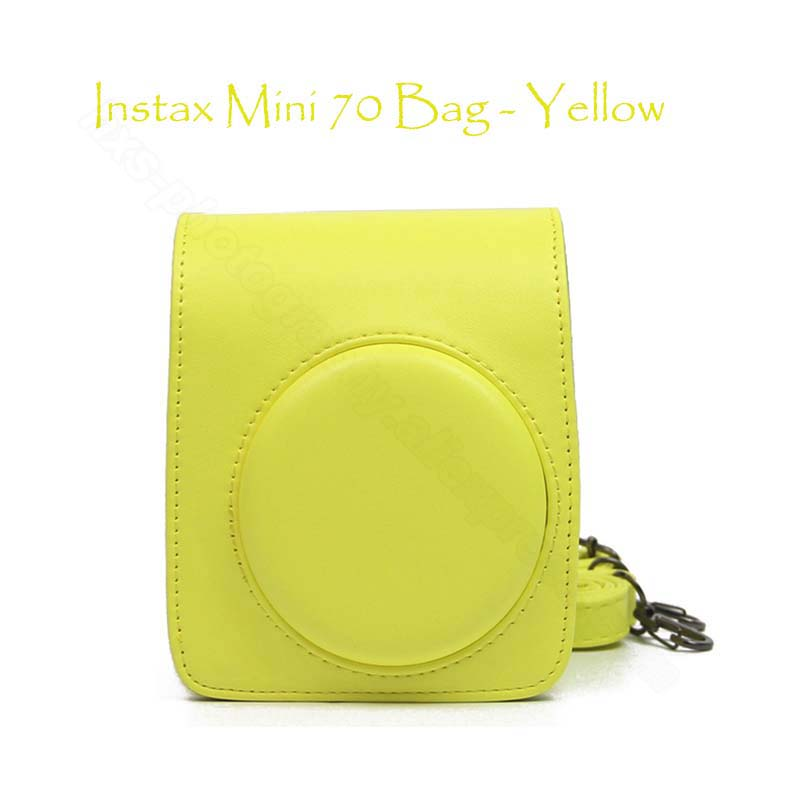 classic bag - yellow