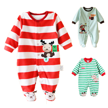 Baby Rompers Spring Baby Boy Clothes Newborn Baby Clothes Cotton Baby Girl Clothes Roupas Bebe Infant Jumpsuits Kids Clothes