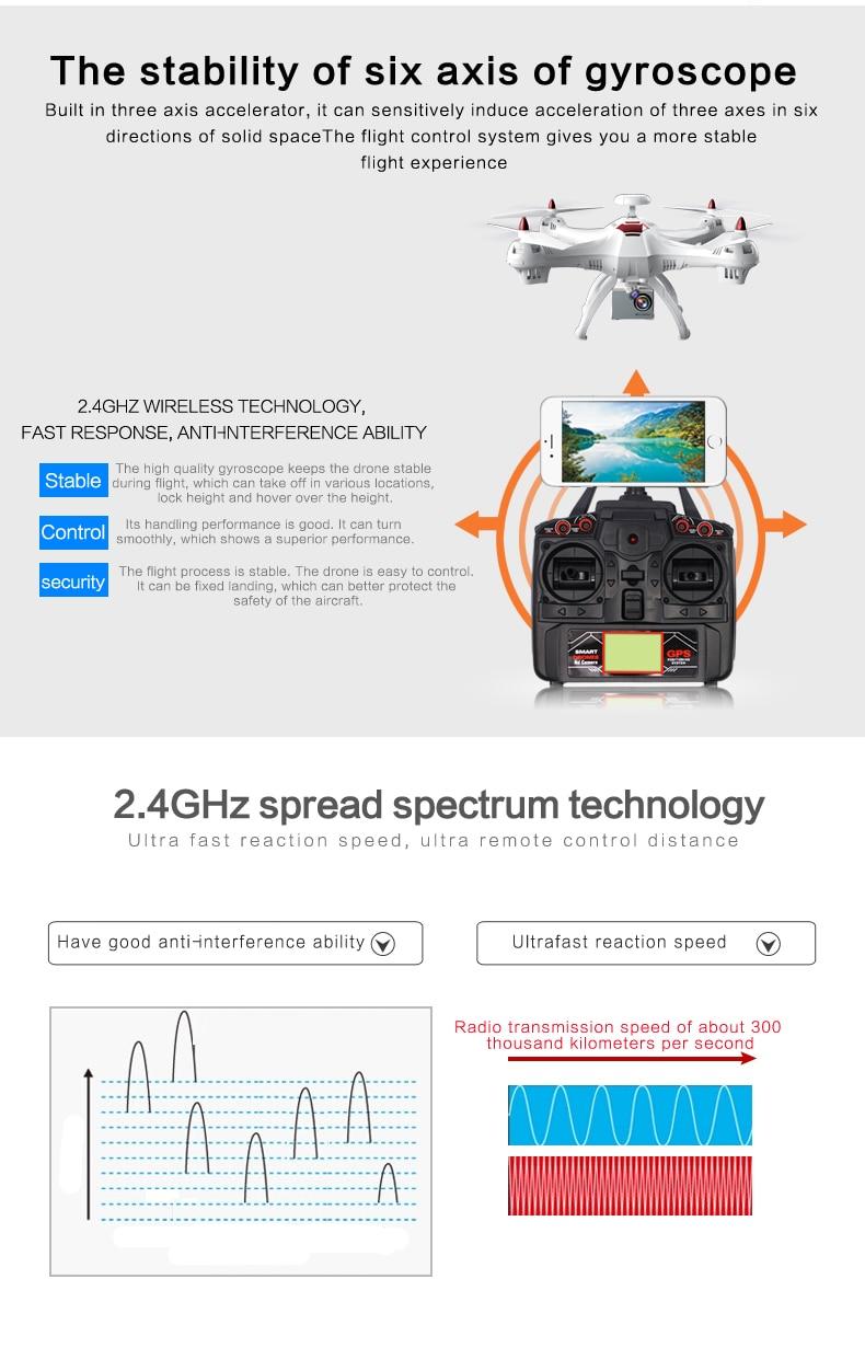 X183 Dual GPS Drone Follow me (15)