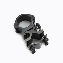 K185 flashlight clip Hunting Rifle Optical Sight Bracket holder support Scope Mount Ring K185 flashlight clip 25.4mm Ring weave(China)
