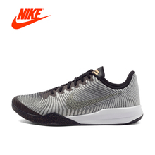 Intersport Original New Arrival Authentic NIKE Spring and Autumn Men's Basketball Shoes Sneakers Non-slip sport shoes(China)