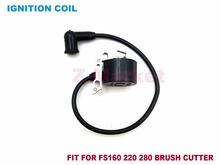 Ignition Coil for STIHL FS160 FS220 FS280 FS290 Brush Cutter.Grass Trimmer.Lawn Mower.Gasoline Engine Garden Tools Spare Parts