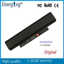 11.1V 5130MAh Original New High Quality Laptop Battery for Lenovo E120 E125 E130 E135 E320 E325 E330 L330 45N1059 45N1058(China)