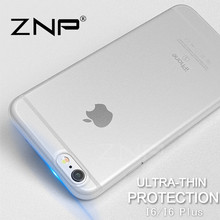 Buy ZNP Matte Transparent Ultra-thin 0.3mm Back Full Case iPhone 6 6s Plus PC case Protective Cover Apple iPhone 6 Plus case for $1.19 in AliExpress store