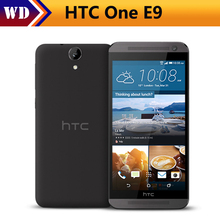"E9 Original HTC One E9 Mobile Phone E9W 2G RAM 16G ROM smart phone Octa Core 5.5""Touch screen 13MP LTE Unlocked Cellphone(China)"