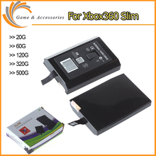 500GB HDD Hard disk Hard Disk Drive For Xbox 360 S Slim Internal 320GB 250GB 60GB 120GB HDD Hard Drive For Xbox 360 Slim HDD