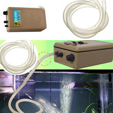 Hot Sale Fish Tank Aquarium Waterproof Oxygenation Air Water Pump Battery For Fishing Supplies(China)