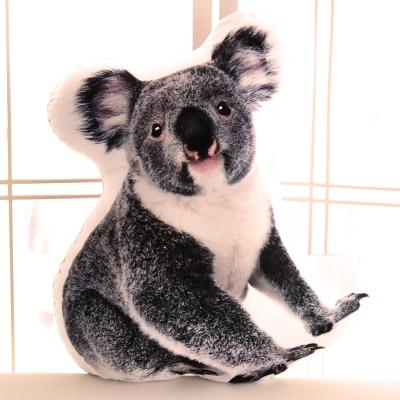 new 3D stuffed koalas toy plush animal cushion gift about 50x45cm<br>