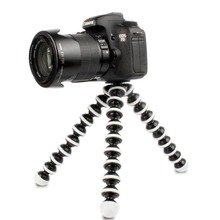 M L Medium Large Size Camera Tripods Load 1.2G 3G Gorillapod Monopod Flexible Tripod Mini Travel Outdoor Digital Cameras Hoders(China)