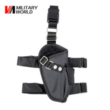 Sport Shooting Hunting Bags Gun Holsters Case Paintball Wargame Military Tactical Drop Leg Thigh Shotgun Pouch Cover Holsters