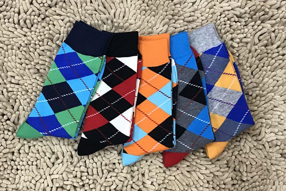 2-men socks