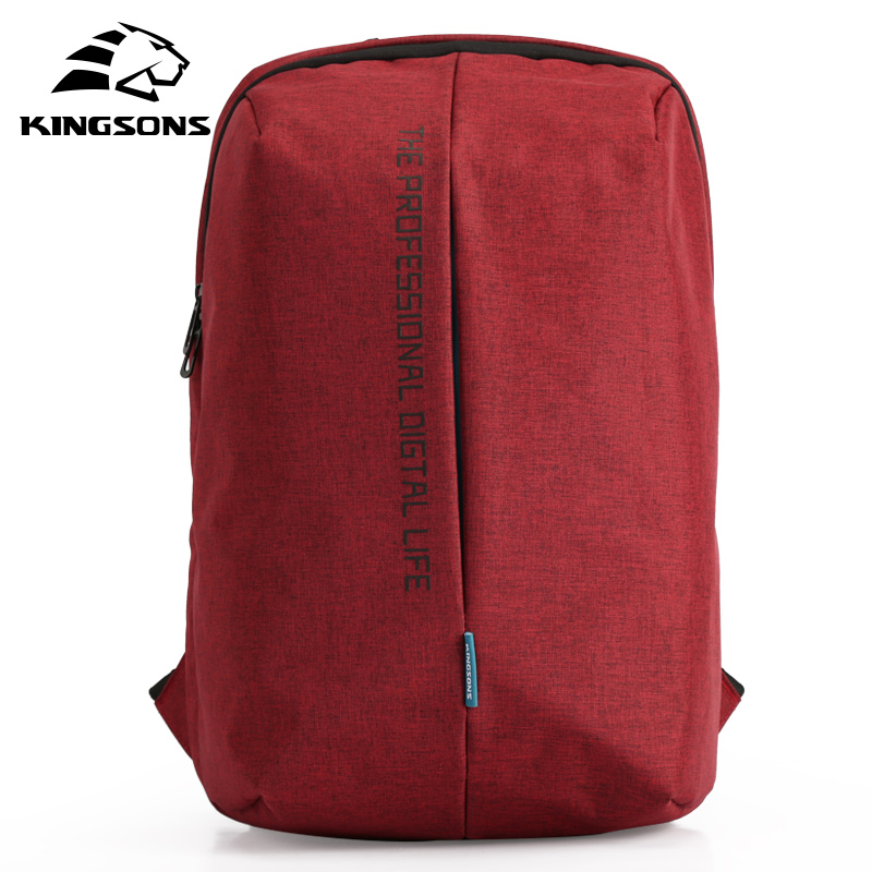 Kingsons 15.6inch Laptop Computer Backpack for Male female anti theft backpack For Teenager Fashion  Mochila Casual backpack New<br>