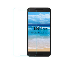 Hot! Nexus 0.26mm Explosion-proof Tempered Glass For LG Google Nexus 5X 5 6P 6 G3 G4 Premium Screen Anti Shatter Protector Film(China)