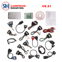 Car Styling Carprog Full V9.31 Auto Repair (radios,odometers, dashboards, immobilizers) ECU Chip Tunning Car Prog Free Shipping