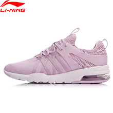 Buy Li-Ning Women BUBBLE UP Walking Shoes Air Cushion Wearable LiNing Comfort Sports Shoes Breathable Sneakers AGCN136 YXB174 for $64.99 in AliExpress store